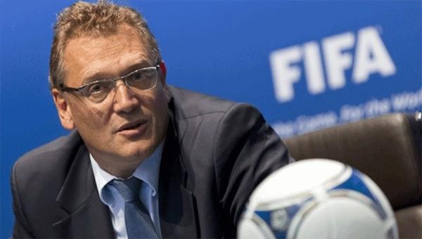 FIFA Genel Sekreteri Valcke, görevinden alındı