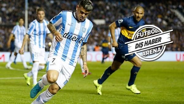Galatasaray'a Arjantin'den yeni golcü