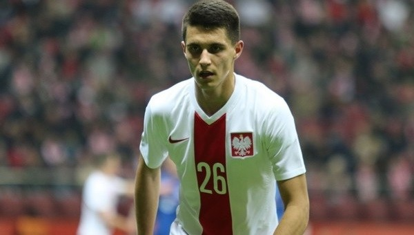 Galatasaray'a Polonyalı genç isim