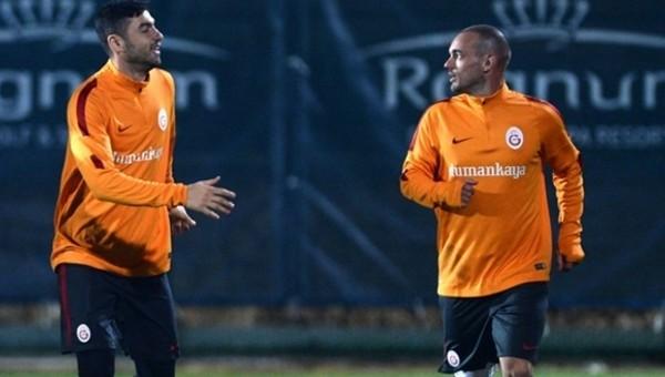 Galatasaray'da Sivas öncesi 5 isim tehlikede