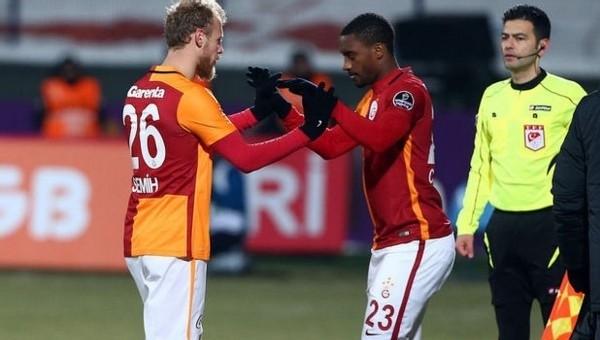 Galatasaray'ın başı sakatlıklarla dertte