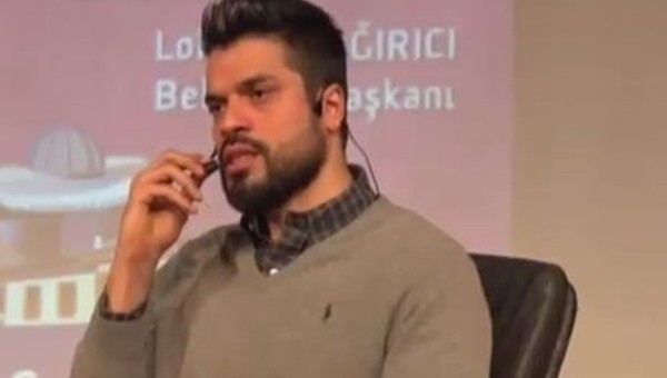Gökhan Zan, Hamza Hamzaoğlu'na ateş püskürdü