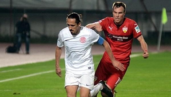 Grosskreutz'lu Stuttgart Antalyaspor'u devirdi