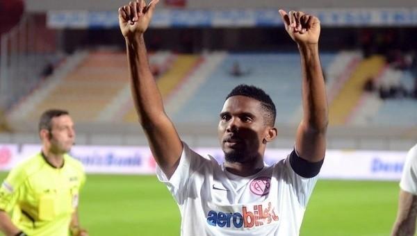 Gültekin Gencer'den Samuel Eto'o açıklaması! Antalyaspor'dan ayrılıyor mu?