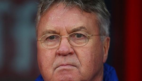 Chelsea Teknik Direktörü Hiddink gelecekten umutlu