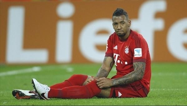 Jerome Boateng'ten Almanya ve Bayern Münih'e kötü haber