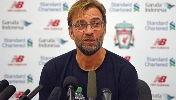 Jurgen Klopp'tan Manchester United itirafı