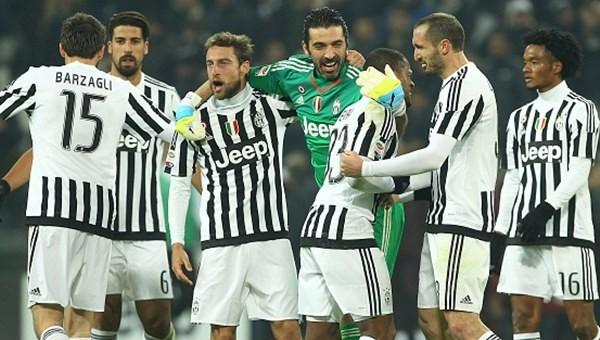 Juventus durdurulamıyor! Roma'yı da devirdiler