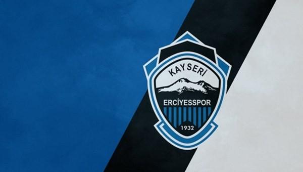 Kayseri Erciyesspor'a şok!