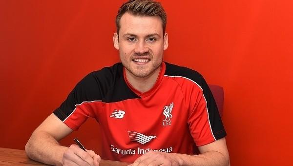 Liverpool, Simon Mignolet ile nikah tazeledi