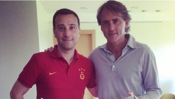 Mancini, Galatasaray'dan bir ismi daha transfer etti