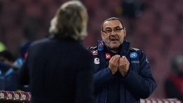 Mancini ile Sarri arasındaki buzlar eriyor!