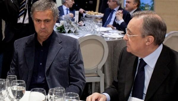 Mourinho'dan Real Madrid'e cevap!