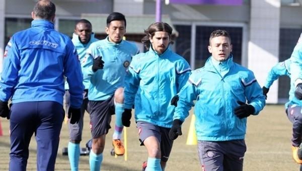 Osmanlıspor'da Galatasaray hazırlıkları