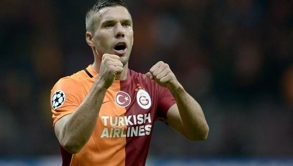Podolski'den sakatlık açıklaması