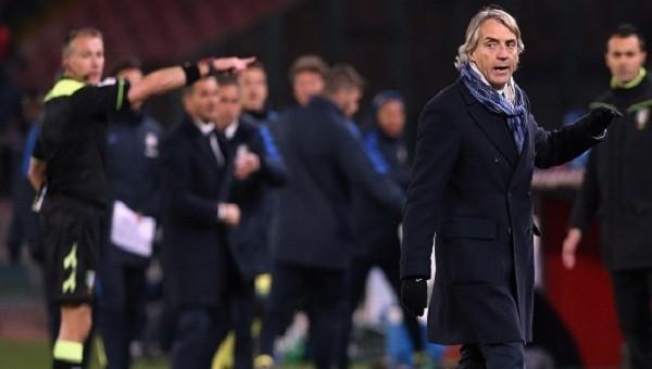Roberto Mancini çılgına döndü! 'Gay dedi'