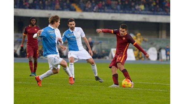 Roma kaçtı, Chievo yakaladı