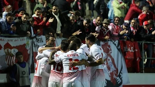 Sevilla yarı finalde!