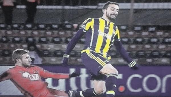 Süper Lig'de bu sezon en çok Fenerbahçe'nin rakiplerine kırmızı kart çıktı