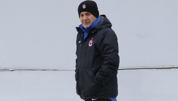 Trabzonspor'da stopere sürpriz isim