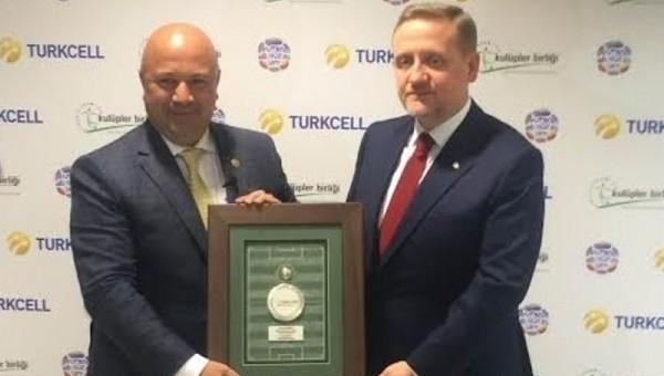 Turkcell, Kulüpler Birliği Vakfının ana sponsoru oldu