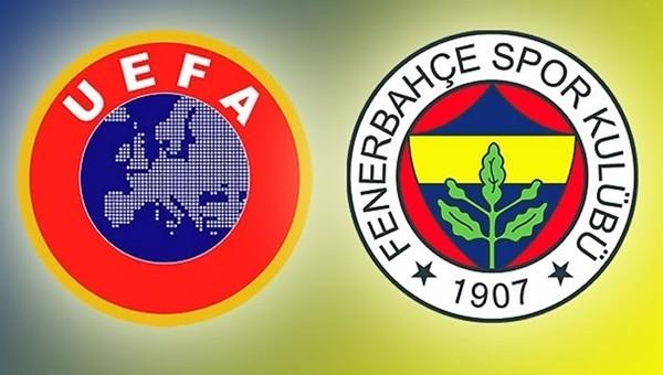 UEFA'dan Fenerbahçe'ye müjde gibi haber