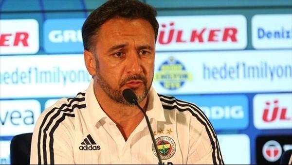 Vitor Pereira'dan Eskişehirspor maçı yorumu