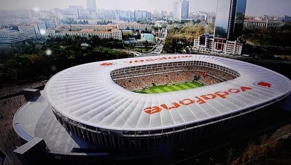 Vodafone Arena ne zaman açılacak?
