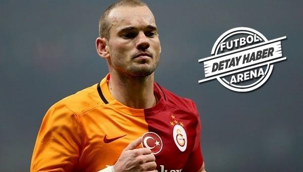 Wesley Sneijder ayrılacak mı?