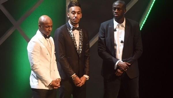 Yaya Toure: 'Bu ödül Afrika'nın ayıbı'