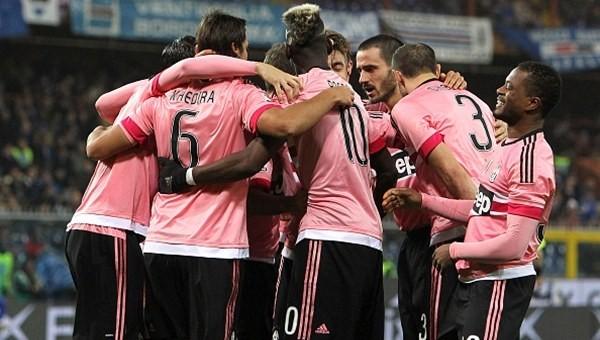 Zirveye bir kala! Juventus geliyor...