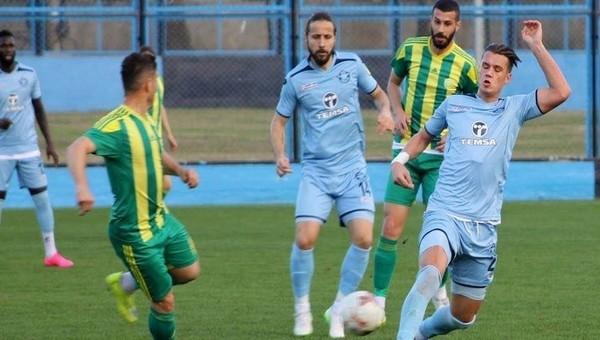 Adana Demirspor hazırlık maçında da kazandı