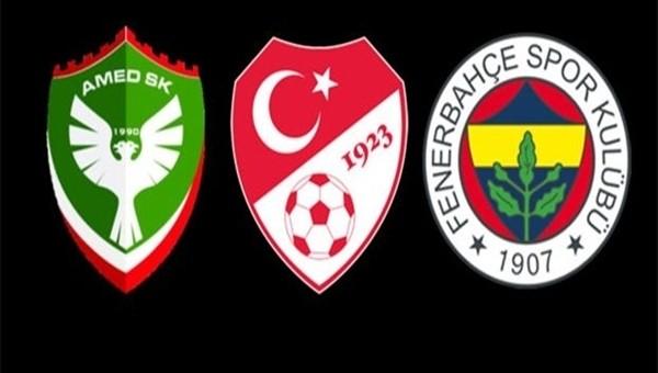 Amedspor'dan TFF'ye FLAŞ başvuru - Fenerbahçe Haberleri