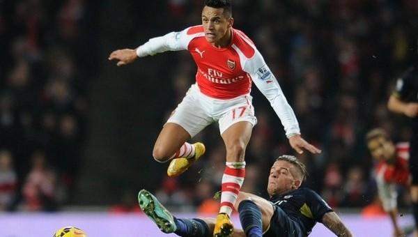 Arsenal'a Southampton darbesi
