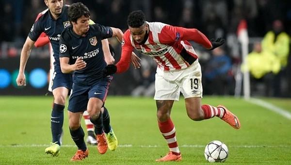 PSV Eindhoven - Atletico Madrid maçı özeti ve golleri