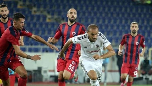 Beşiktaş Mersin İdmanyurdu'na puan yüzü göstermiyor - Süper Lig Haberleri