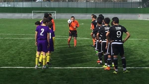 Beşiktaş'ın gençleri 14-0 yendi - Akademi Ligi Haberleri