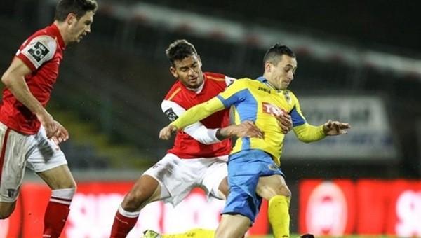 Fenerbahçe'nin rakibi Braga'ya darbe