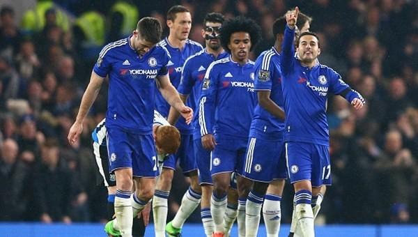Chelsea farka gitti