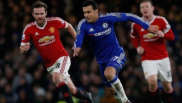 Chelsea v Manchester United maçında neler yaşandı?