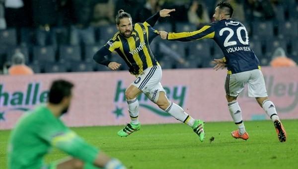 Diego yıldızlaştı - Fenerbahçe Haberleri