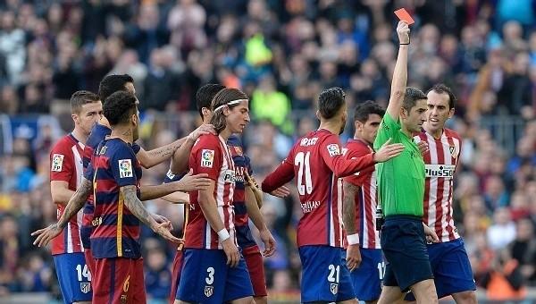 Felipe Luis'in cezası belli oldu