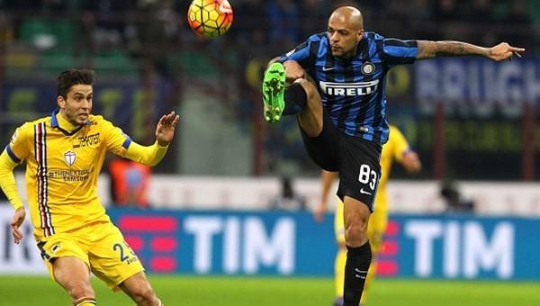 Felipe Melo'nun Sampdoria maçı asistini - İZLE