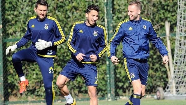 Fenerbahçe'de Amed hazırlıkları tamamlandı