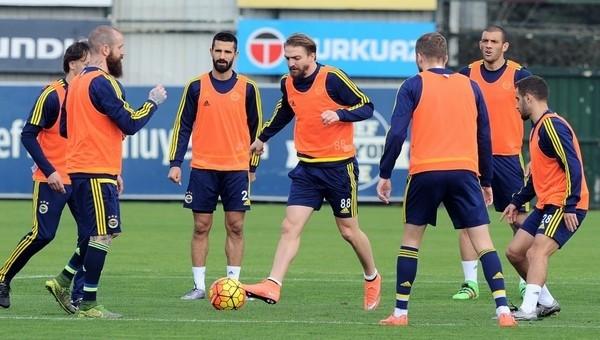Fenerbahçe'de derbi hazırlıkları - Süper Lig Haberleri