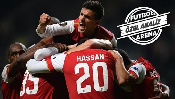 İşte Fenerbahçe'nin rakibi Braga'nın oyun stili!