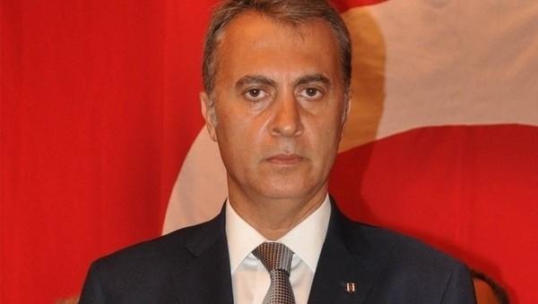 Fikret Orman'dan transfer ve Vodafone Arena açıklaması - Beşiktaş haberleri