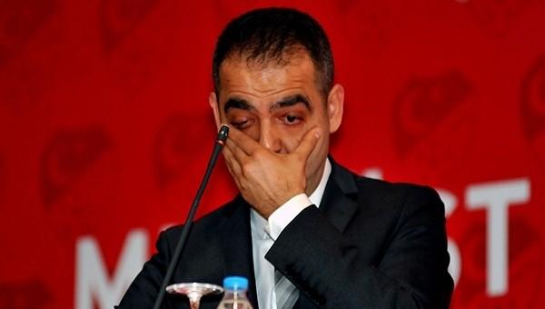 FLAŞ! Kuddusi Müftüoğlu istifa mı etti?