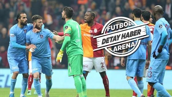 Galatasaray - Trabzonspor maçında bahis şikesi var mı? Süper Lig Haberleri