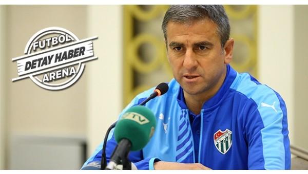 Galatasaray'da başka, Bursaspor'da başka!